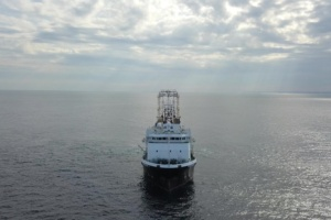 Geoquip Marine safely delivers offshore site investigations Scientific Research