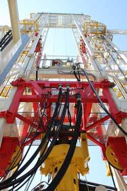 Geoquip Marine GMTR150 Offshore Drilling Rig