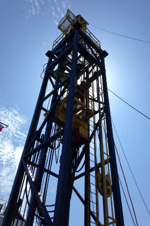 Geoquip Marine GMR300 Offshore Geotechnical Drill Rig