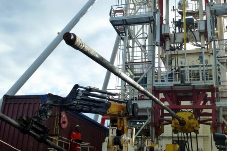 Geoquip Marine GMTR120 on the IODP Scientific Research Expedition