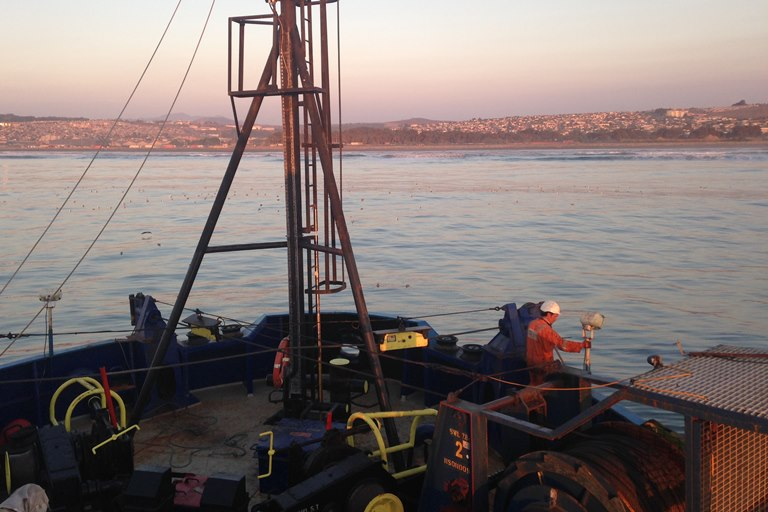 Geoquip Marine Nearshore Geotechnical Site Investigations