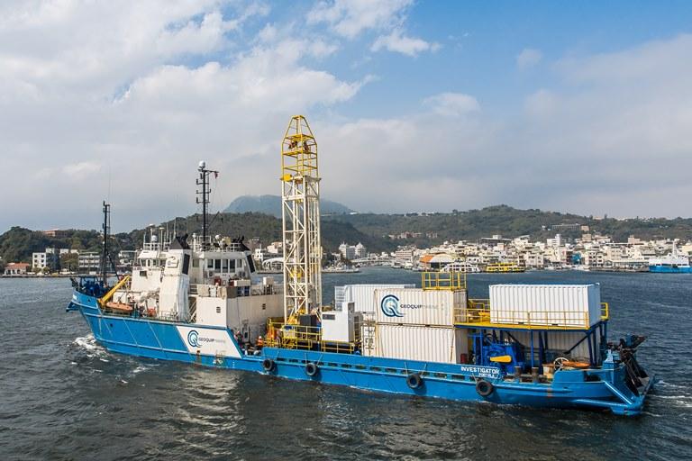 Geoquip Marine Offshore Laboratory container