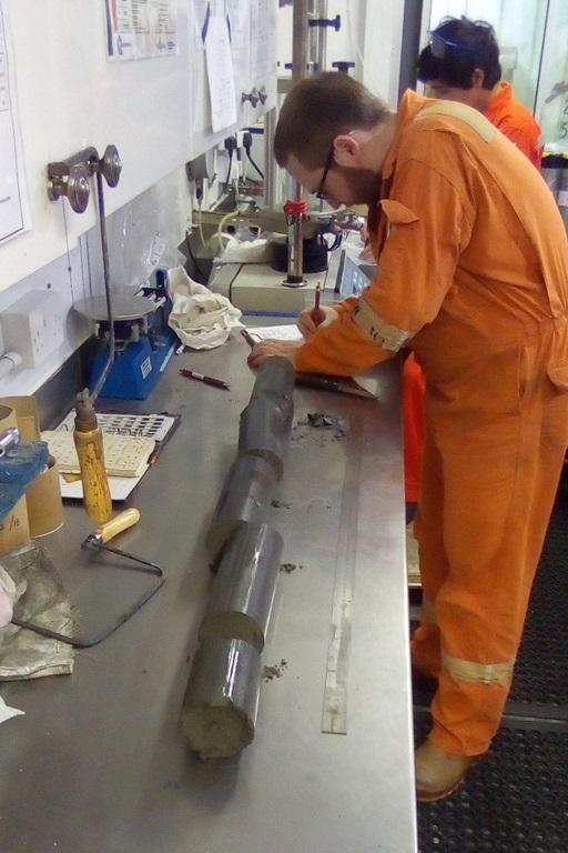 Geoquip Marine Poseidon-1 Offshore Lab