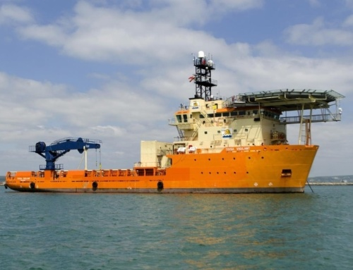 Geoquip Marine adds DP2 vessel to its fleet