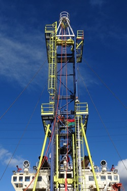 Geoquip Marine GMR600 Offshore Geotechnical Drilling Rig