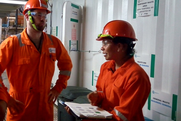 Geoquip Marine Values Careers Equal Opportunity Diversity