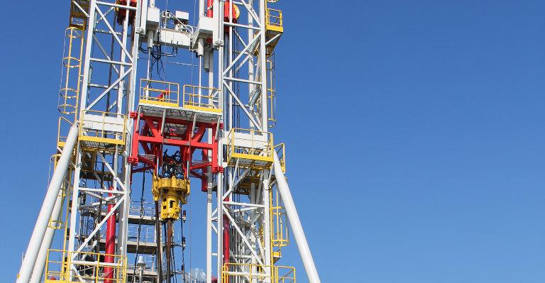 Geoquip Marine designed & built drilling rig