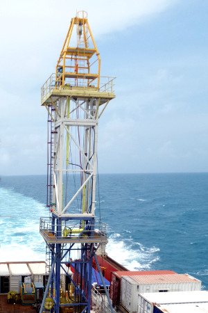 Geoquip Marine GMR302 Drilling Rig