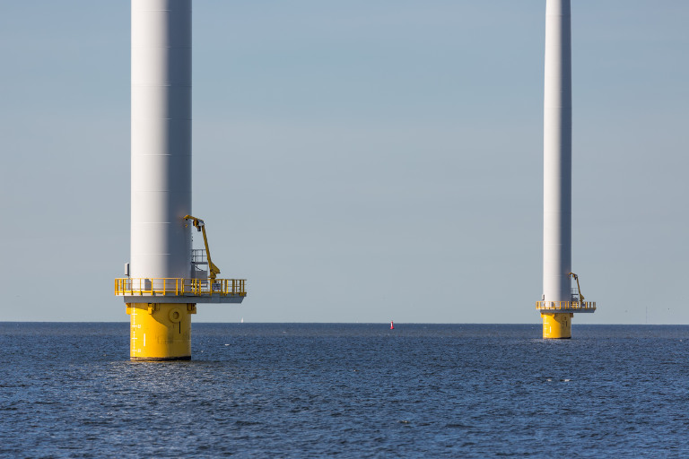 Geoquip Marine Offshore Wind Farm Foundations