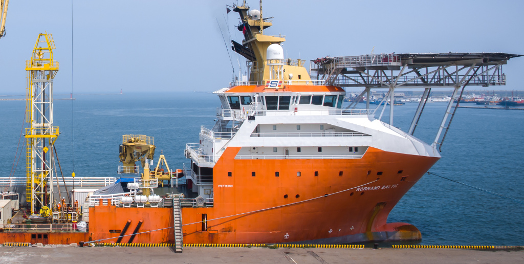 Normand Baltic completes renewable energy offshore site investigation in Taiwan