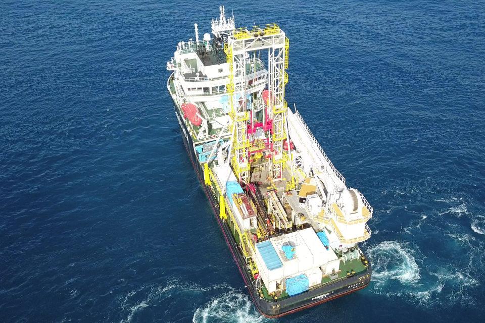 Poseidon-1 Offshore Windfarm Japan
