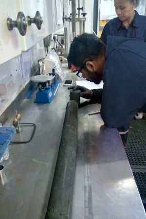 Geoquip Marine Offshore Laboratory Samples
