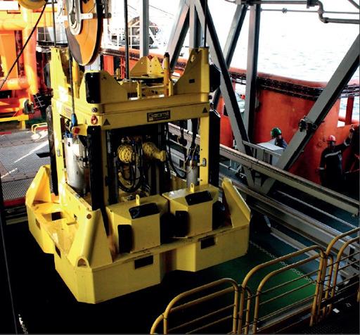 Geoquip Marine Seabed CPT system